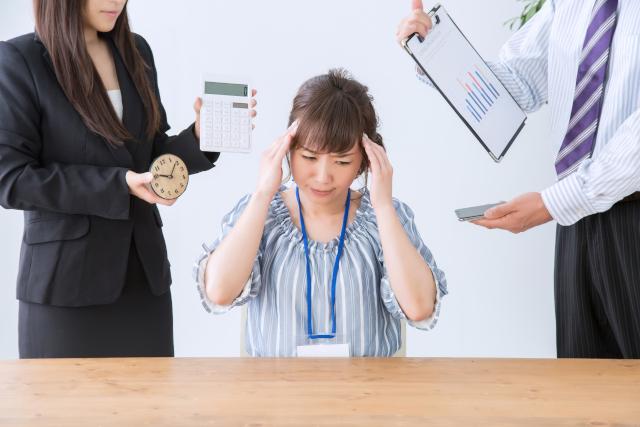 人間関係でストレスがたまったときの対処法
