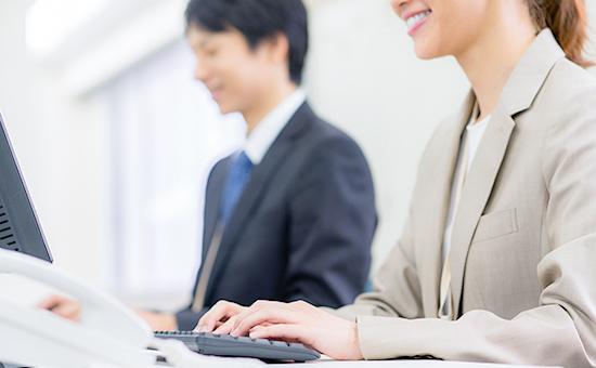 部品の受発注や購買に伴う事務作業