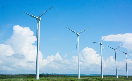再生可能エネルギーによる発電事業全般業務