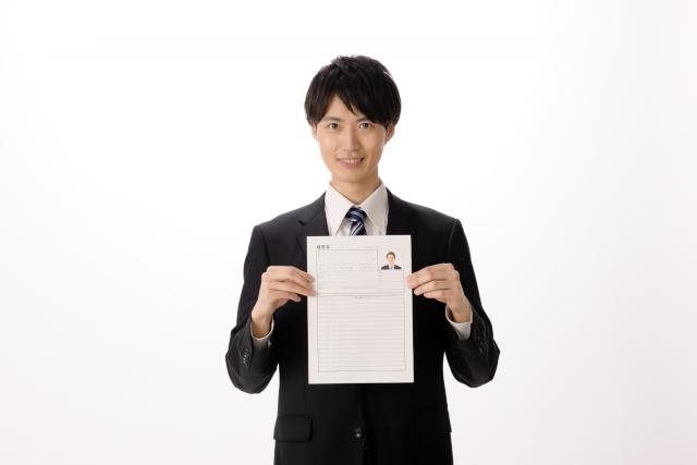 失敗しない履歴書写真の撮り方  | 服装・髪型・表情など