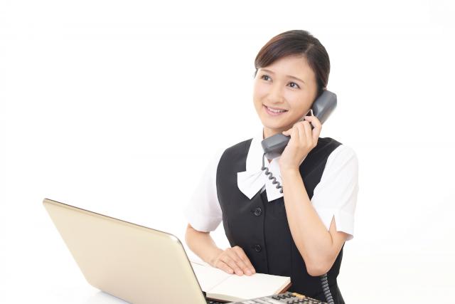電話応対で使える英語のワンフレーズ
