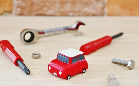 自動車部品の製造