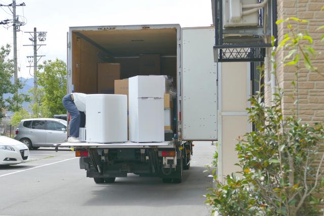コロナで需要の増えた運送業に転職!